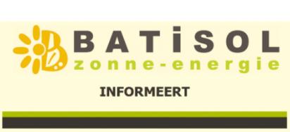 """Logo van Batisol met tekst """"Informeert"""""""